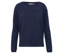Sweatshirt 'palmdesert' blau