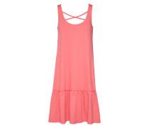 Kleid 'Easy' lachs