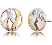 Ohrstecker gold / rosegold / silber