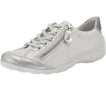 Sneakers Low silbergrau