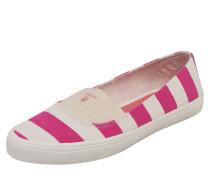 Slipper 'New Haven' pink / weiß