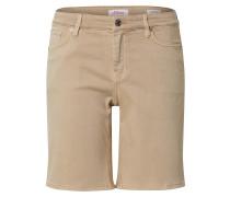 Shorts 'Karolin' beige / braun