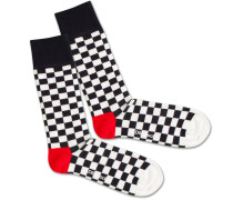 Socken 'Chess And Check'