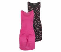 Jerseykleid (Packung 2 tlg.)