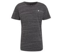 T-Shirt 'Starkon' schwarzmeliert