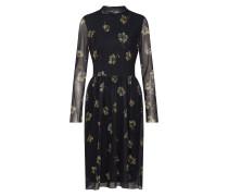 Kleid 'Sonnet Dress LS' schwarz