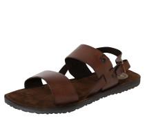 Sandale 'titas' braun