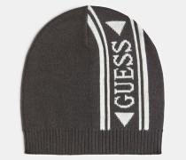 Mütze schwarz / weiß