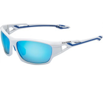 'shini' Sportbrille hellblau
