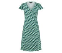 Kleid in Midilänge mint