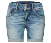 Shorts 'becky' blue denim