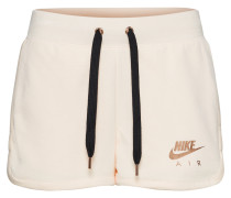 Shorts gold / puder