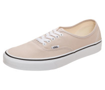 Authentic Sneaker grau