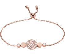 Armband 'vintage Glitz' rosegold
