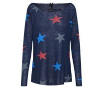 Pullover dunkelblau / mischfarben