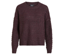 Pullover 'Mags' burgunder