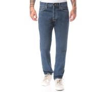 'Klondike II' Jeans blau