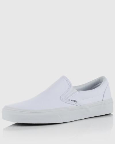 Slip-On weiß