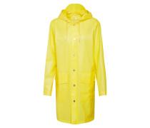 Mantel 'Hooded Coat' gelb