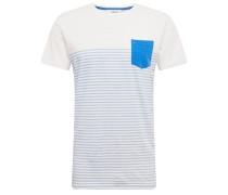 T-Shirt 'Halle' beige