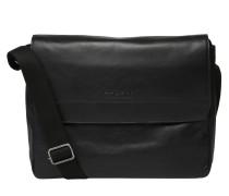 Tasche 'Corso Messenger' schwarz