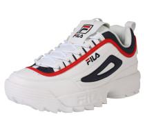 Sneaker 'Disruptor CB low' navy / rot / weiß
