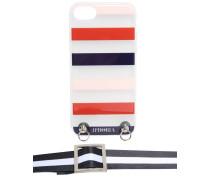 Handyhülle 'Necklace Case with Strap' mischfarben