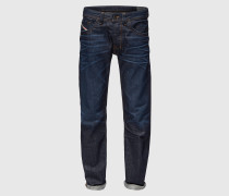 'Larkee' Jeans Regular Fit 806W dunkelblau