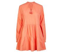 Kleid koralle