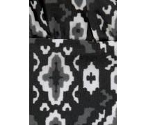 Tankini schwarz / weiß