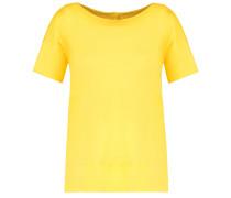 T-Shirt 1/2 Arm aus Baumwolle gelb
