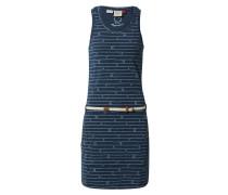 Kleid 'Kesy' blau