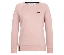 Sweatshirt pastellpink