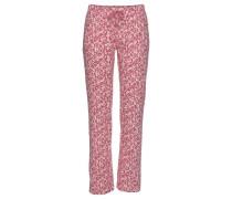 Hose 'Dreams' pink / weiß
