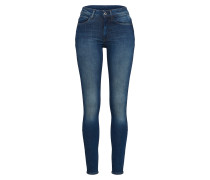 Regular-Jeans '3301 Deconst' blau