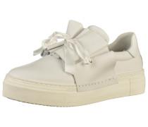 Sneaker wollweiß