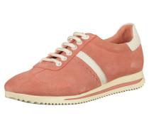 Sneaker altrosa / weiß