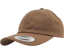 Low Profile Dadcap braun