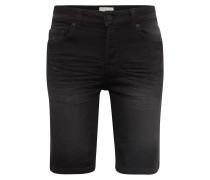 Jeans Shorts 'onsBULL Black JOG PK 8475 Noos'
