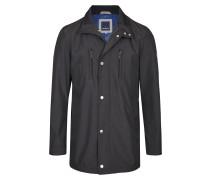 Bonding Jacke blau / schwarz
