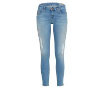 Jeans 'Skinzee-Low-Zip' 084Uz hellblau