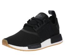 Sneaker 'nmd_R1' schwarz / weiß
