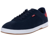 Sneaker 'The Scam' navy / rot / weiß