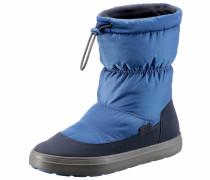 Stiefel blau / dunkelblau