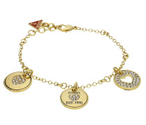 Armband 'ubb81145' gold
