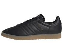 Sneaker 'Gazelle' schwarz