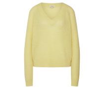 Pullover 'Franchesca' gelb