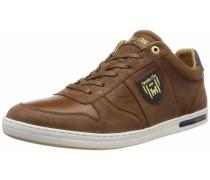 Sneaker 'Milito' rostbraun