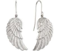 Paar Ohrhaken 'Flügel Ere-Wing'