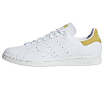 Sneaker 'Stan Smith' senf / weiß
